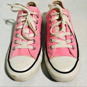 """Converse""Pink Sneaker"